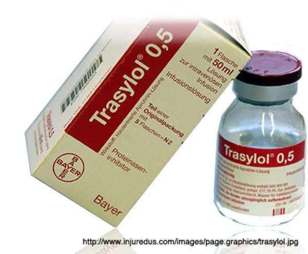 Trasylol